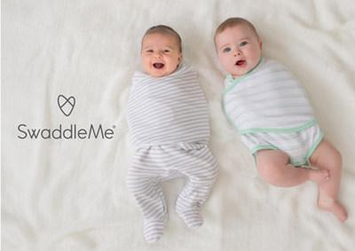 SwaddleMe announces the release of their new safe sleep options, the Footsie and Kicksie.
