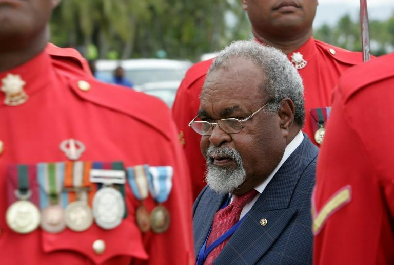 Two weeks of memorial events for Somare have come amid a surge of coronavirus infections in the poor pacific nation