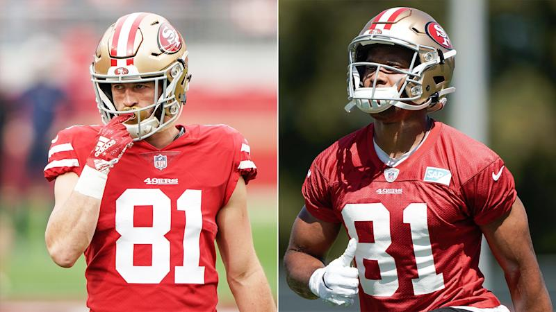 reputable site 1d110 8f00b 49ers' Jordan Matthews paid Trent Taylor ample sum to get No ...