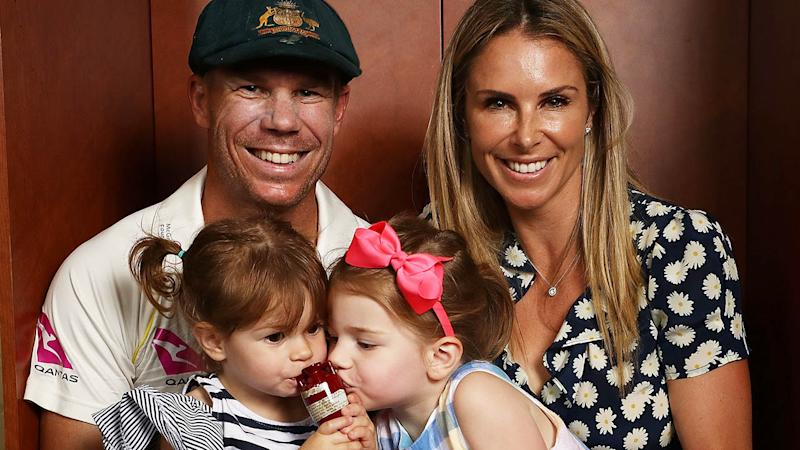 Candice and David Warner reveal they're expecting their 3rd child