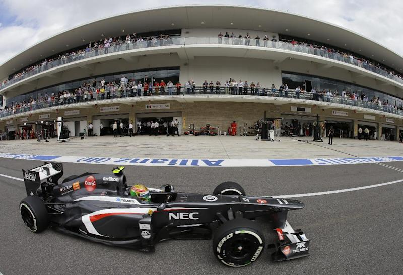 Ecclestone: No Mexico or New Jersey races in 2014
