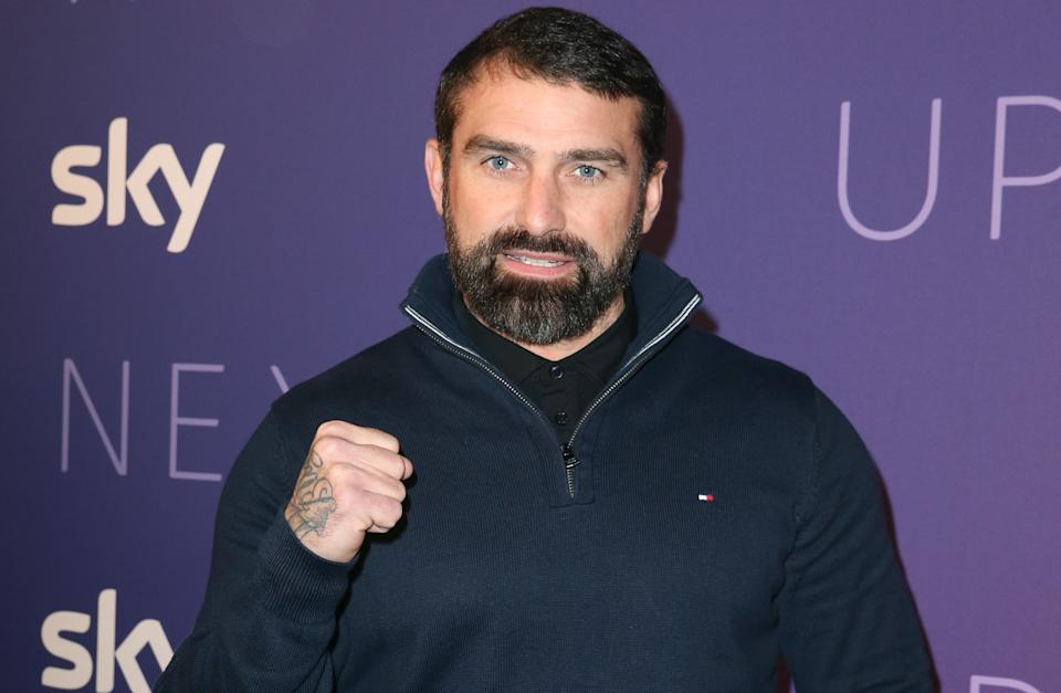 Ant Middleton says he chose to walk away from 'SAS: Who Dares Wins'. (Getty Images)