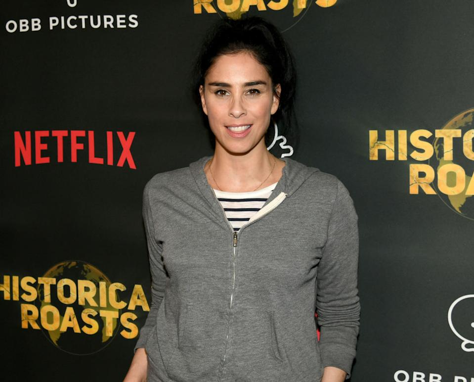 Sarah Silverman says she voiced a Jewish Disney princess. (Photo: Kevin Winter/Getty Images)