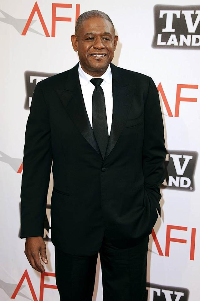 "Forest Whitaker (""The Great Debaters"") turns 50 Steve Granitz/<a href=""http://www.wireimage.com"" target=""new"">WireImage.com</a> - June 9, 2011"
