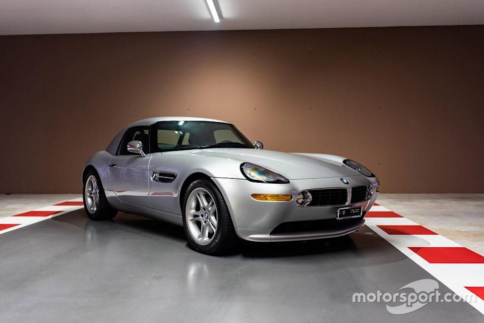 "2002 BMW Z8 Roadster de Sebastian Vettel<span class=""copyright"">Tom Hartley Jnr.</span>"