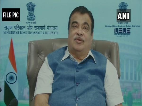 Union Minister for Road Transport, Highways Nitin Gadkari (File photo)