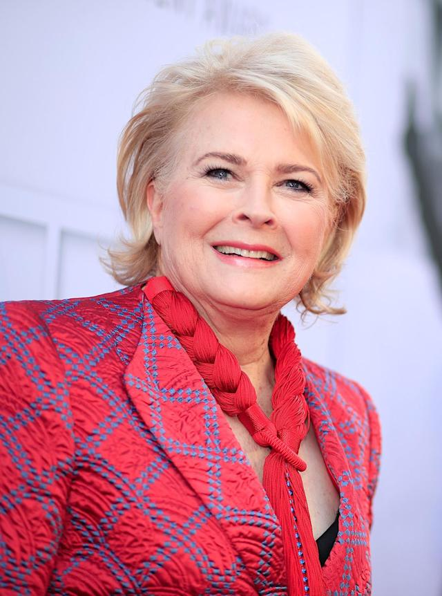 Candice Bergen in 2017 (Photo: Christopher Polk/Getty Images for Turner)