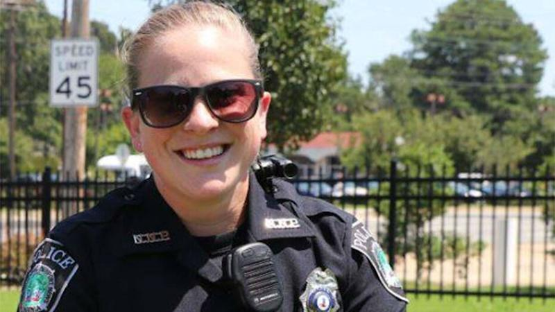 The officer leaves behind a two-year-old daughter and a partner: Newport News Police Department