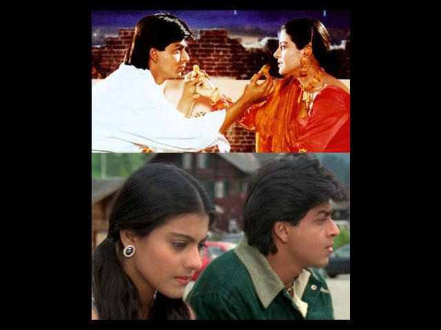 Then, how can we forget the scene where an angry Simran finds out that Raj secretly fasted for her on karva chauth (skipped a beat, didn't you?). Needless to mention, the scene became a trendsetter of sorts with men actually starting to fast for their better halves.