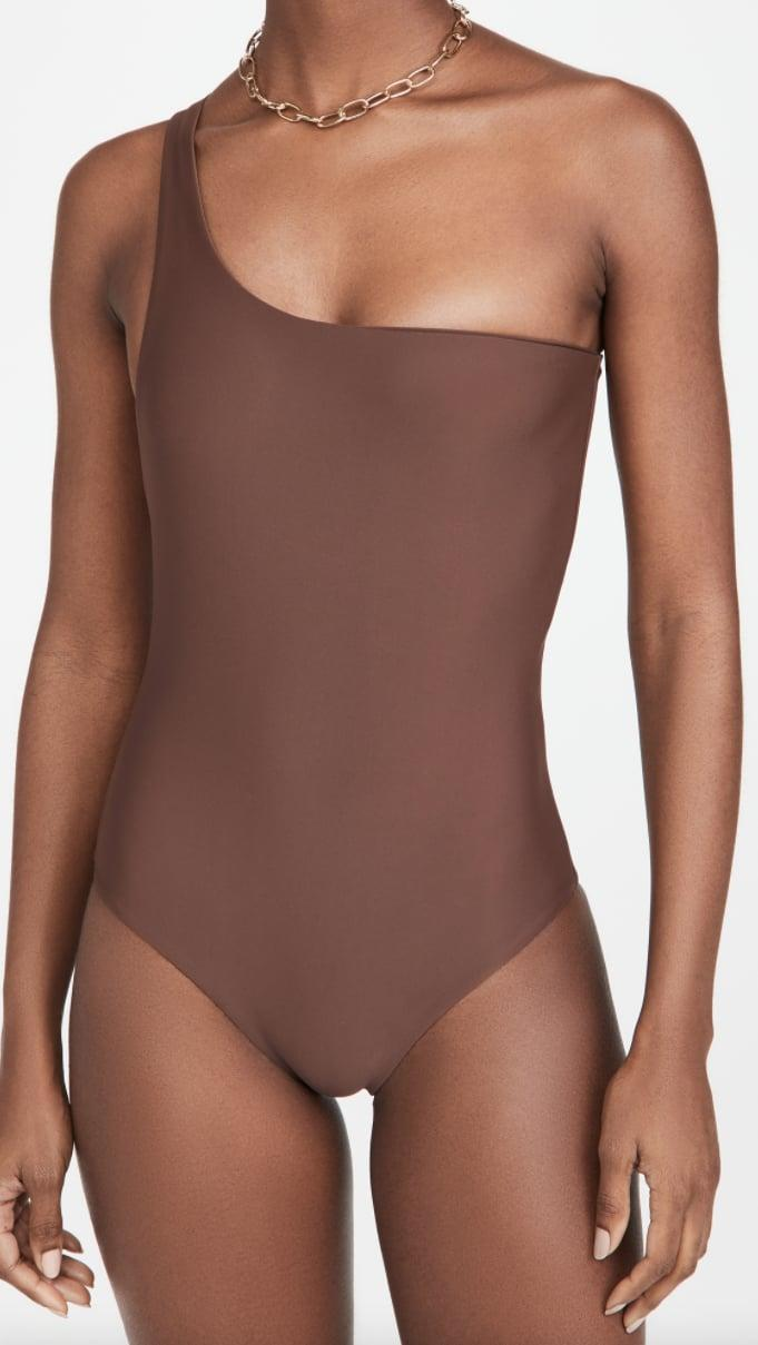 <p>We're into the sporty silhouette of this <span>JADE Swim Evolve One Piece Swimsuit </span> ($169).</p>