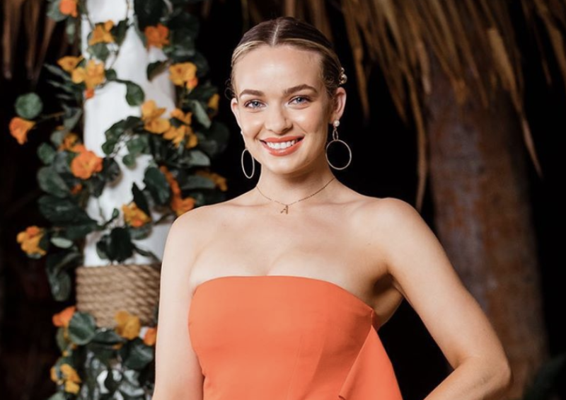 Abbie Chatfield on Bachelor in Paradise
