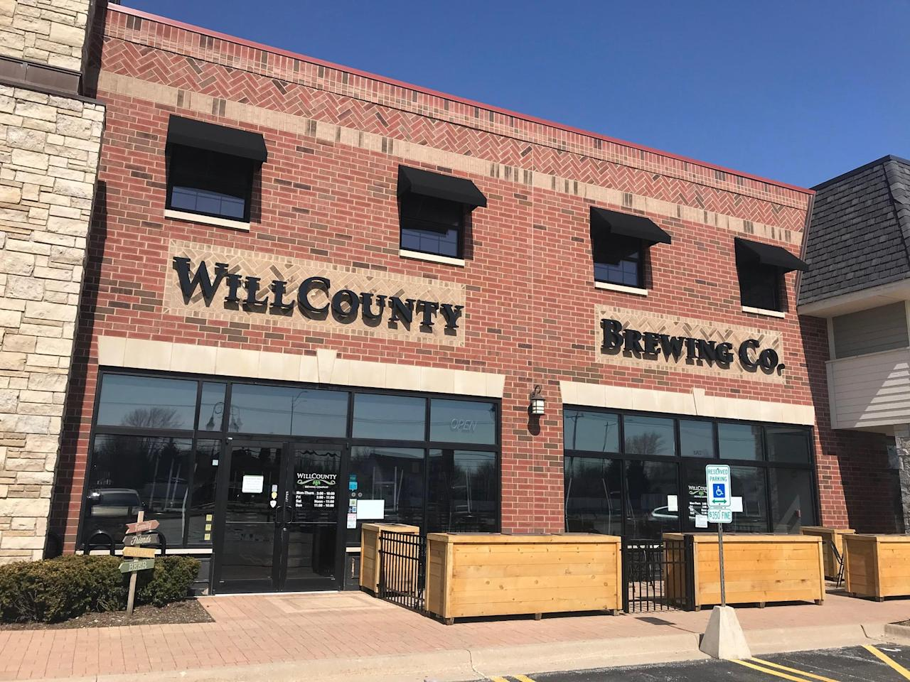 Will County Brewing , Mad Hatchet Appeal For Support