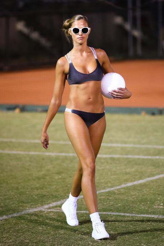 Athletic models nude images 12