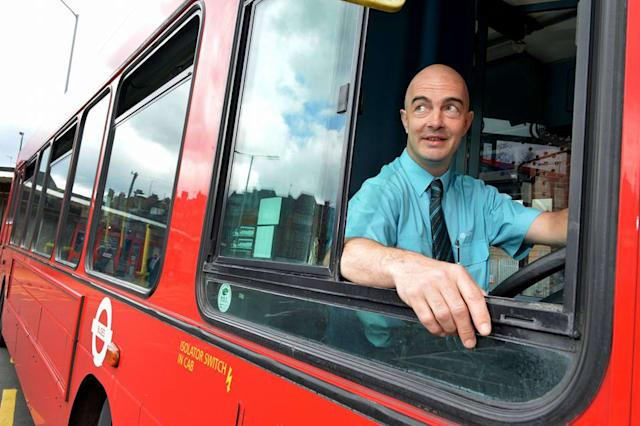 Heroic London bus driver saves boy with nut allergy's life