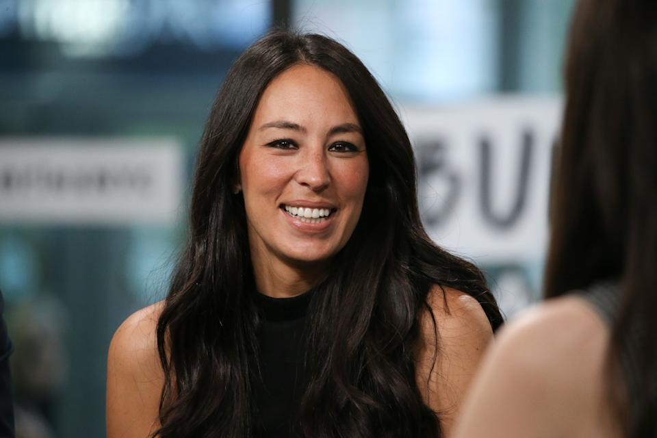 Joanna Gaines is sharing how her Korean mother was belitted. (Photo: Rob Kim/Getty Images)