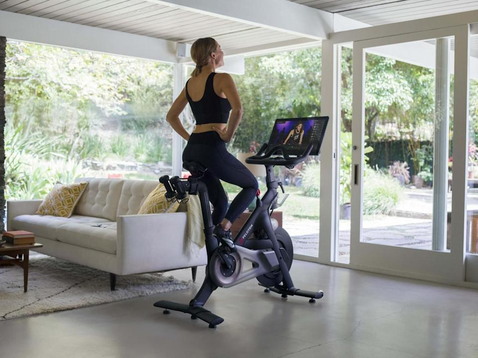 "Peloton priced its IPO Wednesday evening. Shares are set to begin trading Thursday on the Nasdaq under the ticker ""PTON."""