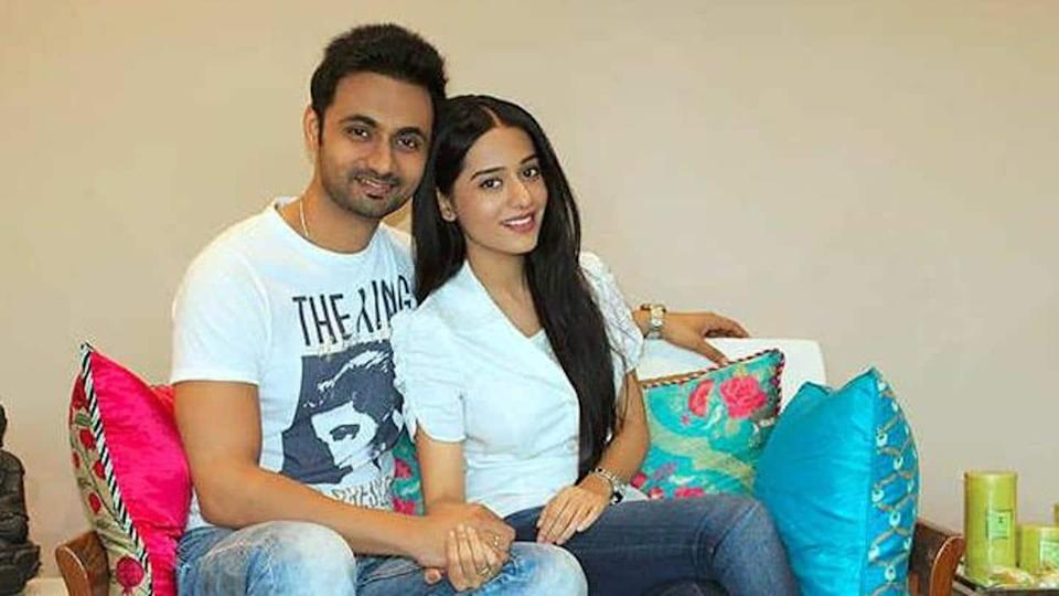 Amrita Rao and RJ Anmol become parents, welcome baby boy