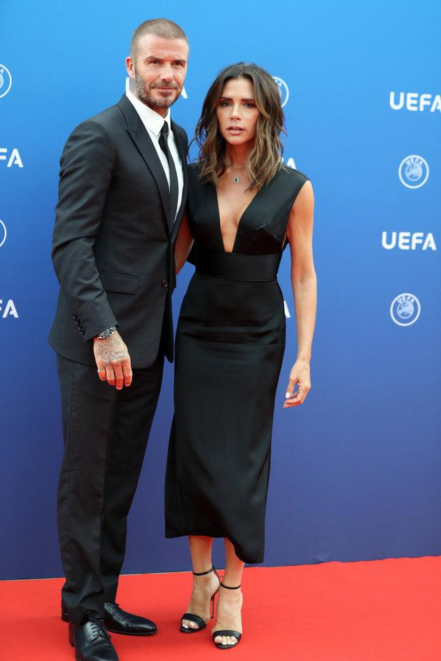 David and Victoria Beckham's Cotswold home was targeted by thieves