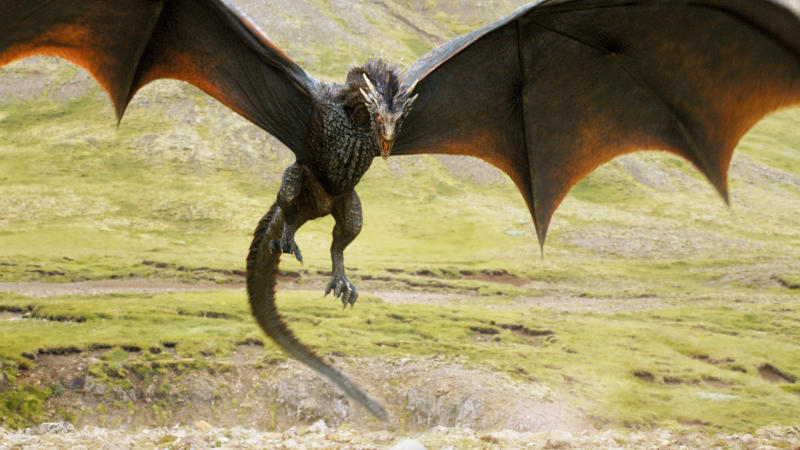 A dragon from HBO's Game of Thrones | HBO