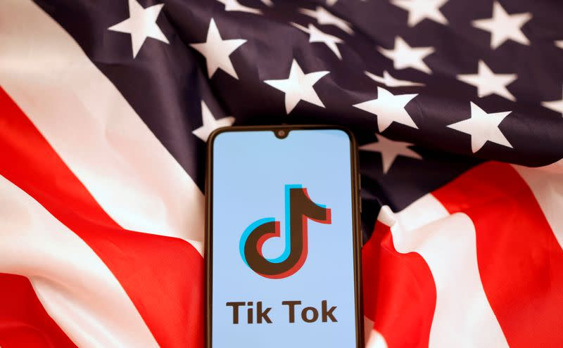 Trump administration action on risks posed by TikTok likely 'in weeks' - official