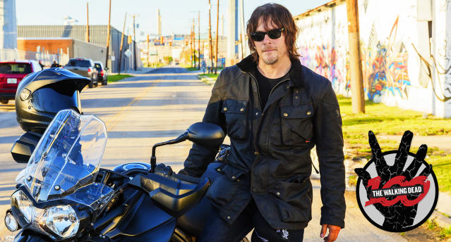 Norman Reedus in 'The Ride With Norman Reedus' (Photo Credit: Mark Schafer/AMC)