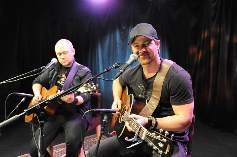 Kip Moore Live From the Ram Country Studio Los Angeles, CA