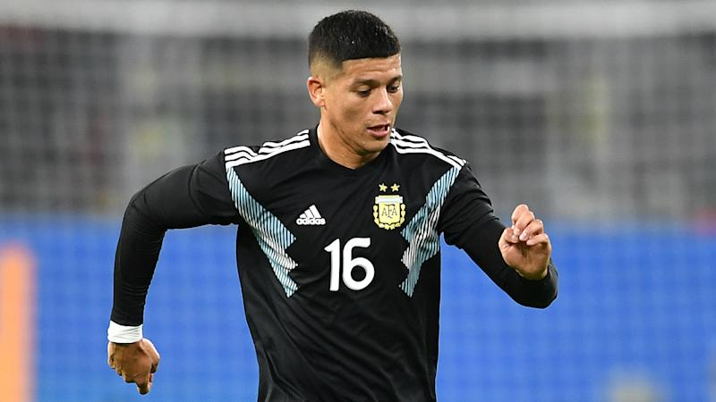 Argentina without Rojo and Pereyra for Messi return