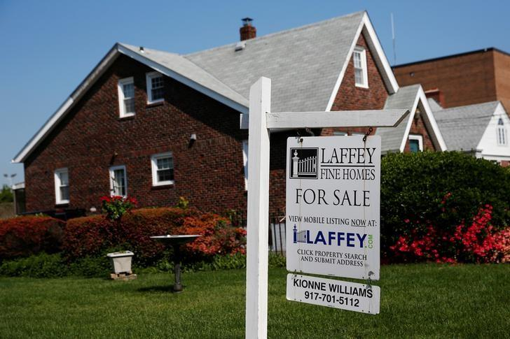 United States  home prices rise at a slower pace