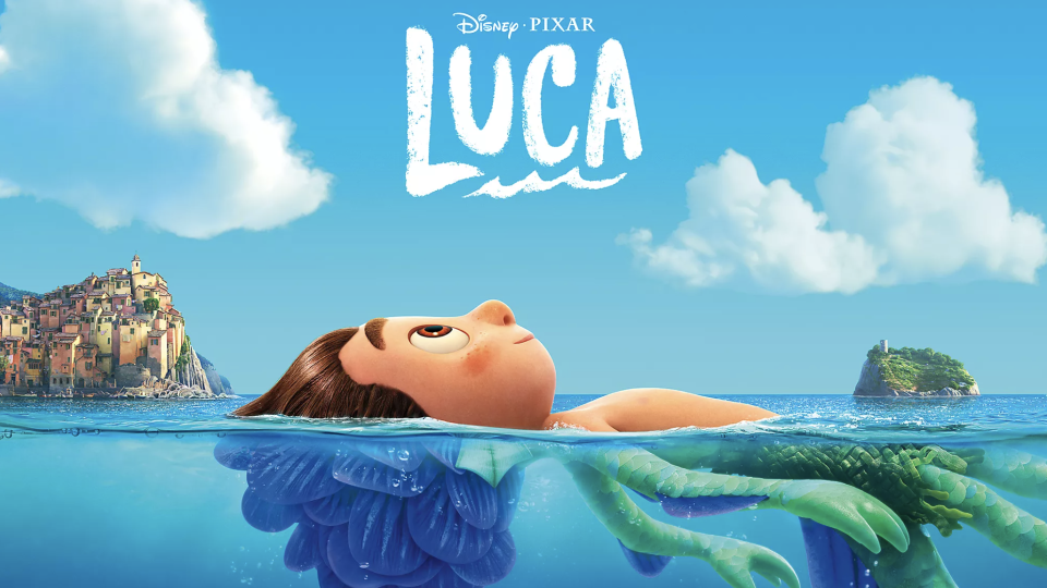 Here's how to watch Disney and Pixar's Luca—a sea monster summer adventure set in the Italian Riviera.