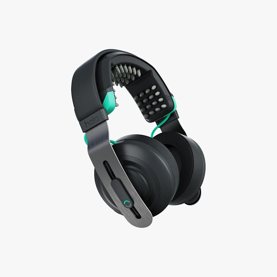 """<p>$299, <a rel=""""nofollow"""" href=""""https://www.haloneuro.com/products/halo-sport-2"""">Pre-order now</a> </p><p>Backed by more than 15 years of research, this hi-tech headset helps improve your neuromuscular connection to get workout results faster. Now completely wireless, with even better sound quality (and hundreds of dollars cheaper than its predecessor), this second generation model could easily become the new hot must-have training accessory. Available for pre-order now at <a rel=""""nofollow"""" href=""""https://www.haloneuro.com/products/halo-sport-2"""">haloneuro.com</a>. </p>"""