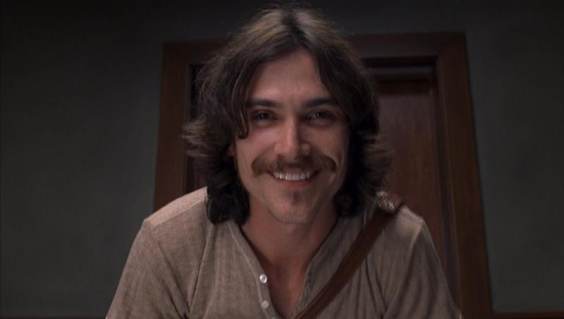 Neil Young was meant to play the father to Billy Crudup's Russell Hammond (Image by Sony)