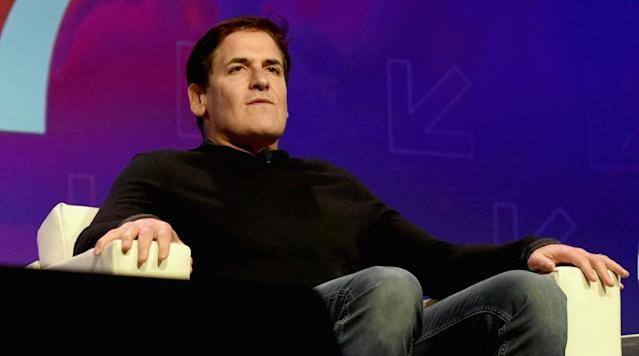 Mark Cuban tweets thoughts on President Trump and Russia