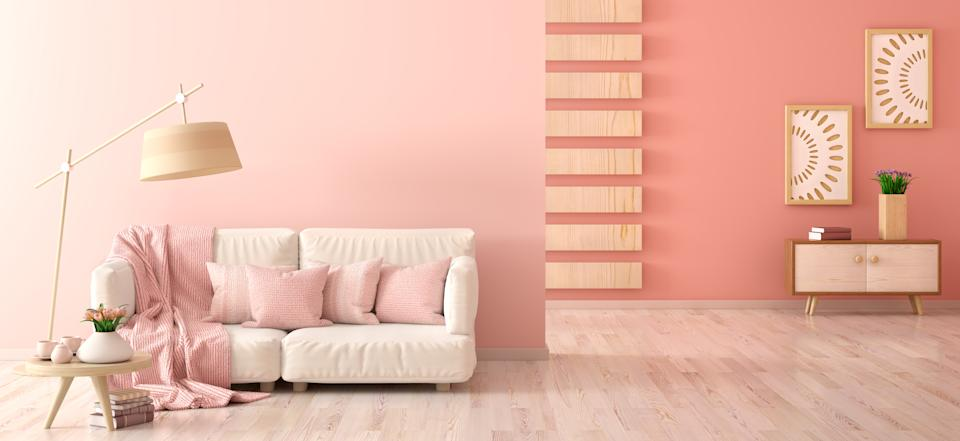 These are the trendiest hues to have in your home this autumn. (Getty Images)
