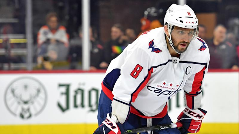 Alex Ovechkin's message amid George Floyd protests: 'Respect and love each other'