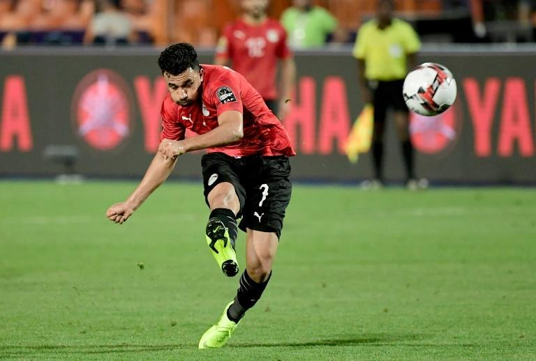 Mahmoud Trezeguet scored to complete a 3-0 win for Egypt over Togo Tuesday in a 2021 Africa Cup of Nations qualifier.