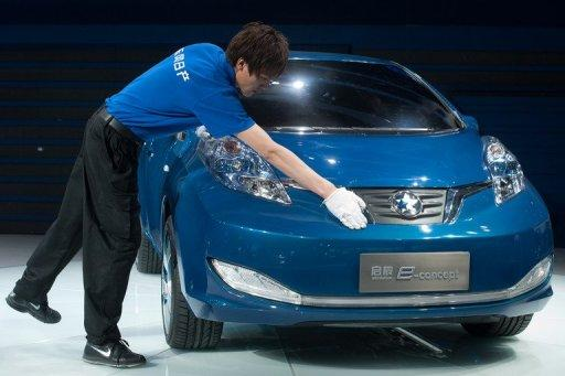 Nissan currently has several plants in southern and central China