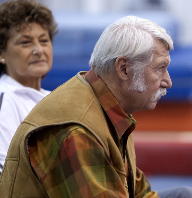The Karolyis are speaking out about the abuse that took place at their Karolyi Ranch. (Photo: Bob Levey/Getty Images for Hilton)