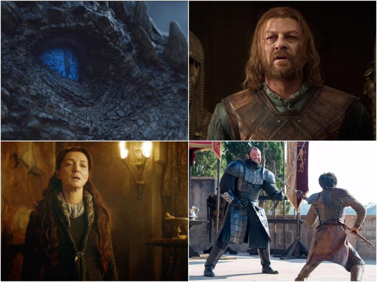 Game of Thrones most shocking moments – ranked: From The Red Wedding to Ned's beheading