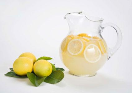 Cure kidney stones with lemonade: Kidney stones have become a more common health complaint than heart disease, stroke, and diabetes, according to figures released this year from the Centers for Disease Control and Prevention. The number of people suffering from them has doubled in the past 13 years. If you fall into that crowd, start downing lemonade. Lemon juice has the highest levels of citrate of any citrus juice, and that citrate helps dissolve any calcium deposits that will eventually turn into kidney stones. Squeeze your own fresh lemons to make lemonade, or buy a commercial mix. Doctors say that you can get as much citrate as you need from regular old lemonade, without having to make your teeth curl by sucking on a raw lemon.