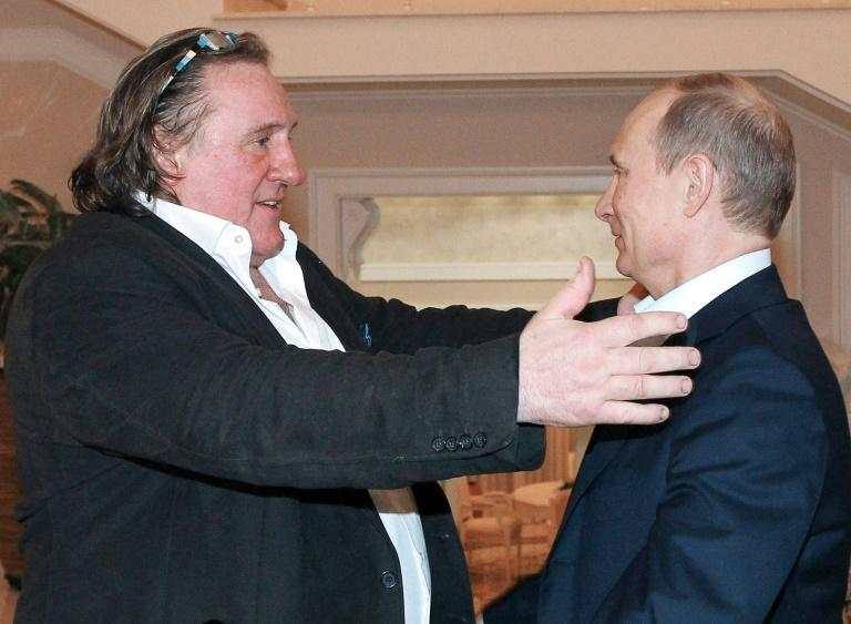 In 2013 Depardieu sparked a huge outcry by leaving France and taking Russian nationality in protest at a proposed tax hike on the rich in his homeland