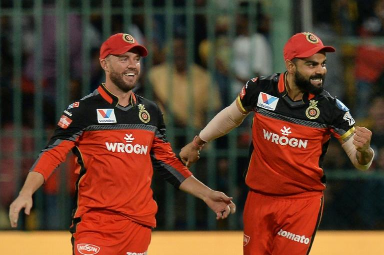 Kohli 'leading by example' as Bangalore seek IPL turn-around