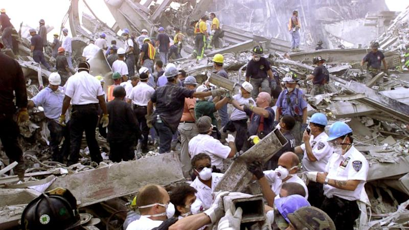 9/11 Families 'Ecstatic' They Can Finally Sue Saudi Arabia