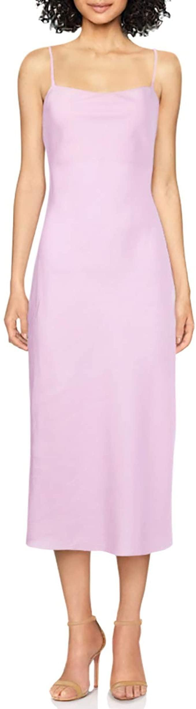 <p>You'll swear by this confidence-boosting <span>ASTR the Label Bonita Slip Dress</span> ($118) for meetings where you want to impress.</p>