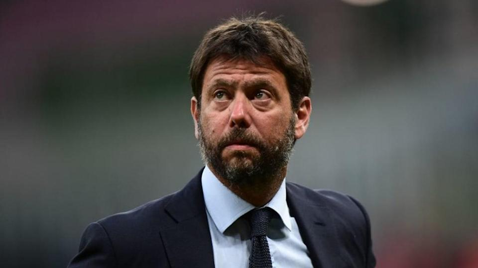 Andrea Agnelli | MIGUEL MEDINA/Getty Images