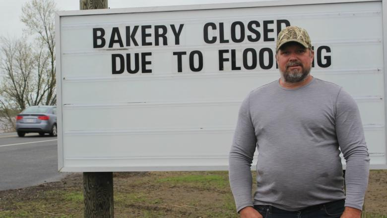 Animals back home as flood clean up continues for Maugerville farm, bakery
