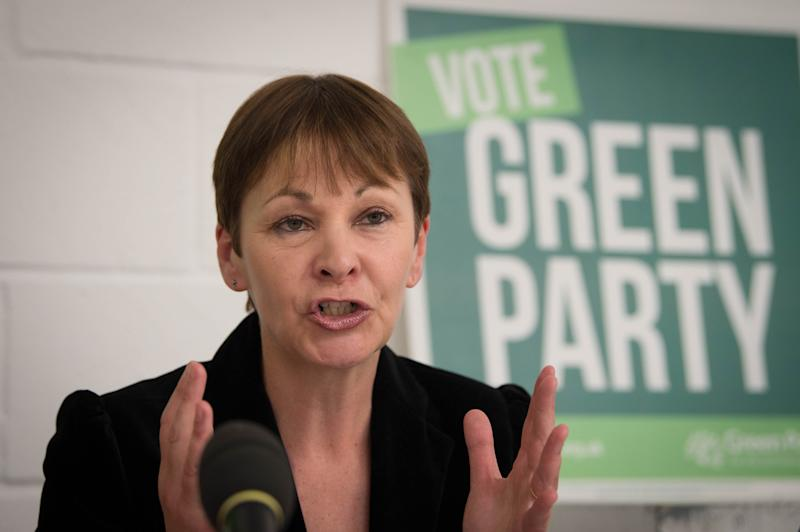 Green Party leader Caroline Lucas. (PA Archive/PA Images)