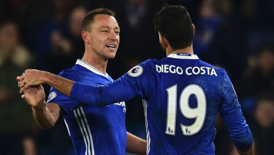 <p>John Terry was the last home-grown English youngster to thrive at Chelsea. That may all change in the future, though, as Antonio Conte has provided chances to the likes of Nathaniel Chalobah and Ruben Loftus-Cheek.</p> <br /><p>London-born Tammy Abraham, currently on loan at Bristol City and so not included in these figures, has already been labelled 'the future of Chelsea' by the Italian manager.</p>