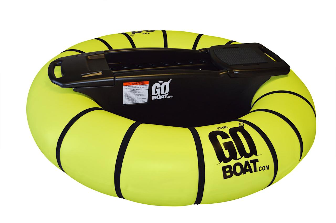 """<p><a href=""""https://www.popsugar.com/buy/The%20GoBoat%20Motorized%20Pool%20Float%20in%20Yellow-472815?p_name=The%20GoBoat%20Motorized%20Pool%20Float%20in%20Yellow&retailer=thegoboat.com&price=314&evar1=savvy%3Aus&evar9=46424739&evar98=https%3A%2F%2Fwww.popsugar.com%2Fsmart-living%2Fphoto-gallery%2F46424739%2Fimage%2F46424741%2FGoBoat-Motorized-Pool-Float-Yellow&list1=outdoor%20activities%2Cpool%20floats&prop13=api&pdata=1"""" rel=""""nofollow"""" data-shoppable-link=""""1"""" target=""""_blank"""" class=""""ga-track"""" data-ga-category=""""Related"""" data-ga-label=""""https://www.thegoboat.com/product/order-thegoboat/"""" data-ga-action=""""In-Line Links"""">The GoBoat Motorized Pool Float in Yellow</a> ($314)</p>"""
