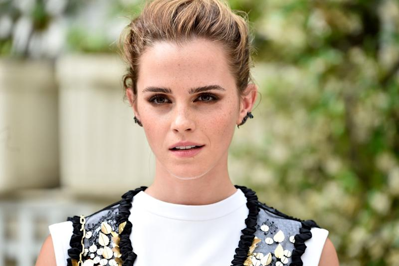 Speaking out: Emma Watson has opened up about her experiences in Hollywood (Pascal Le Segretain/Getty)