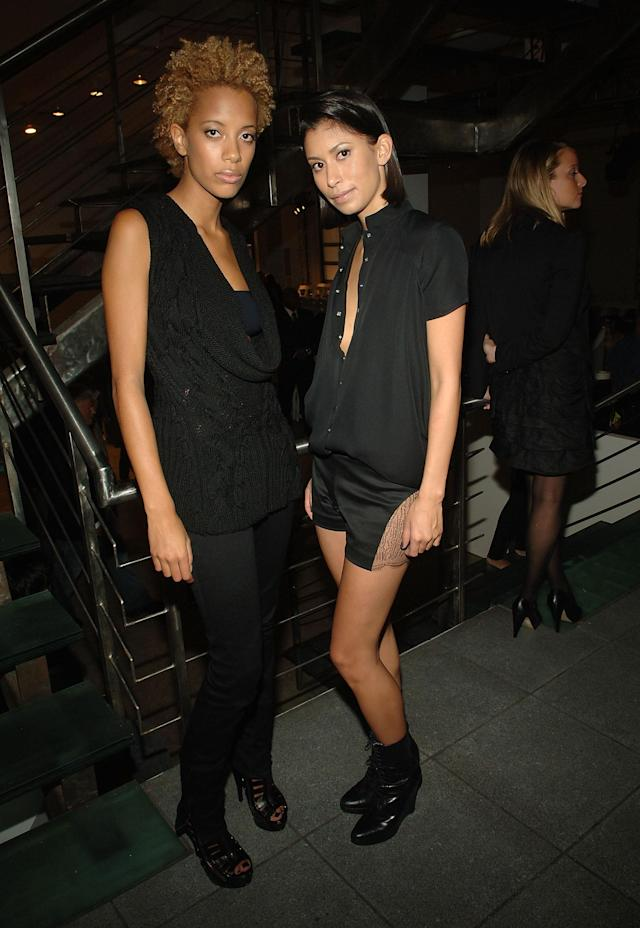 Carly Cushnie and Michelle Ochs, the pair who founded Cushnie et Ochs and just celebrated their brand's 10th anniversary, just announced the end of their professional partnership. (Photo: Getty Images)